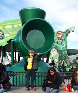 green lantern great adventure