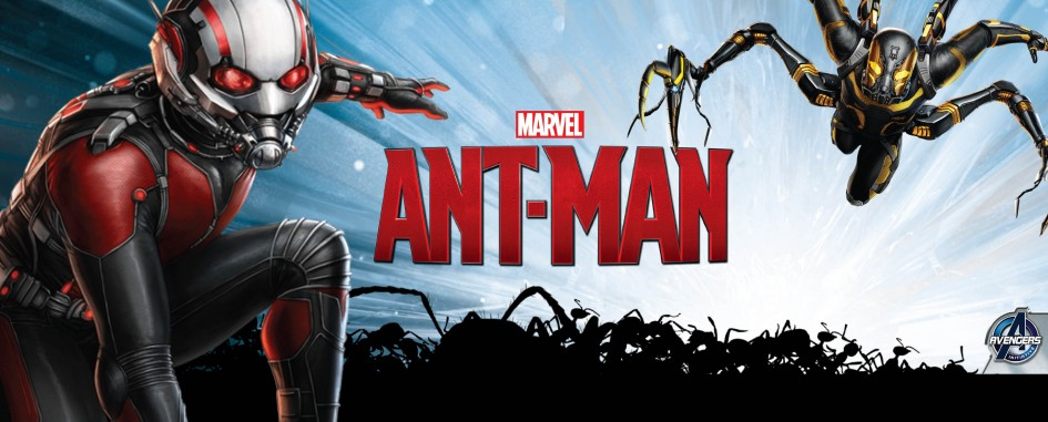 Ant-Man is Really Cool!