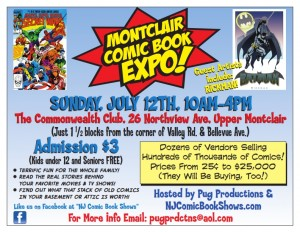 NJ Comic Book Shows Montclair-comic-flyer2