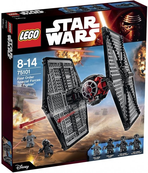 03 - First Order Special Forces Tie Fighter