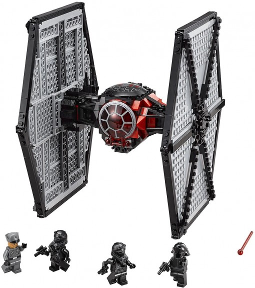 04 - Lego First Order Special Forces Tie Fighter