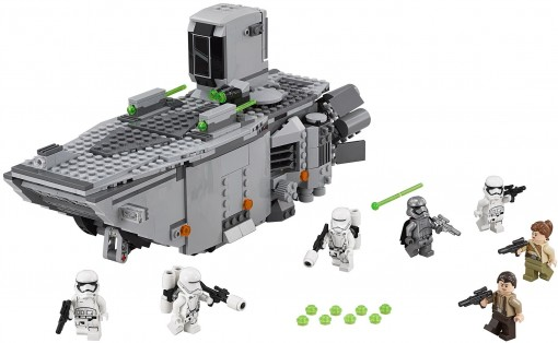 10 - Lego First Order Transporter