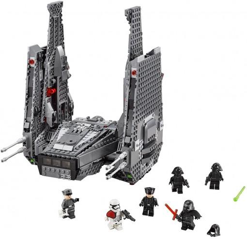 12 - Lego Keylo Ren's Command Shuttle