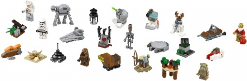 Star Wars Advent Calendar 2016