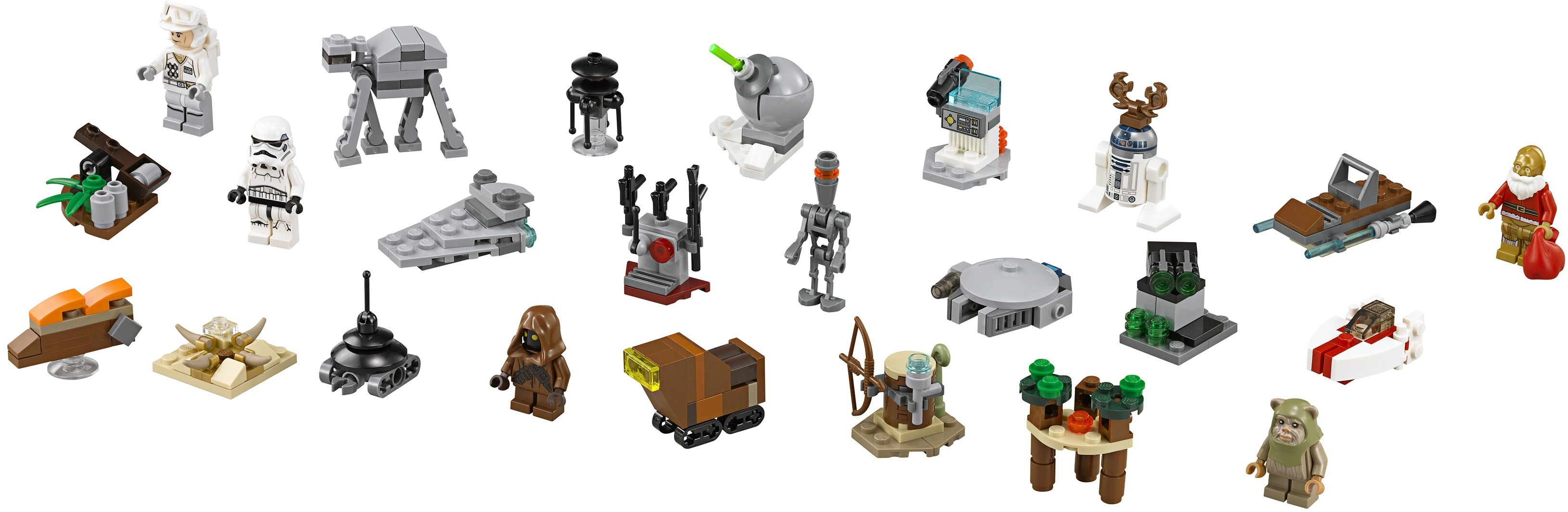 Breaking News! New Star Wars Lego Sets for The Force Awakens Leaked ...