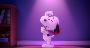 Snoopy Dancing  Peanuts Movie