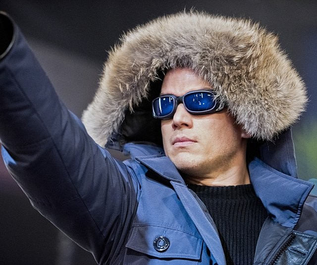 Differences about Captain Cold