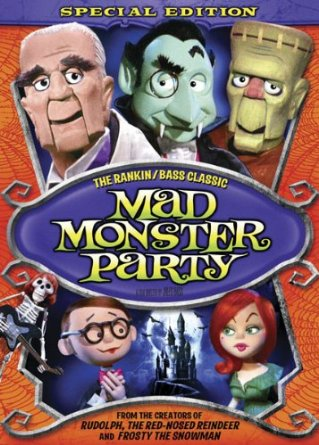 RANKIN-BASS MAD MONSTER PARTY WITH PAUL CASTIGLIA