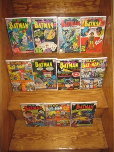 Batman Comics from 1966
