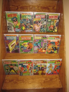 Detective Comics from 1966