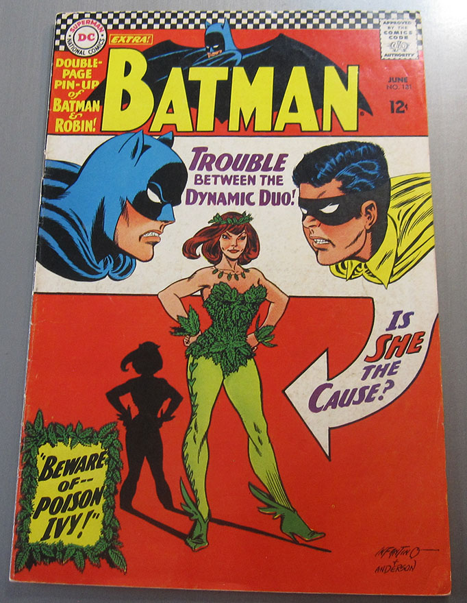 Read from Batman '66 to Batman 1966!