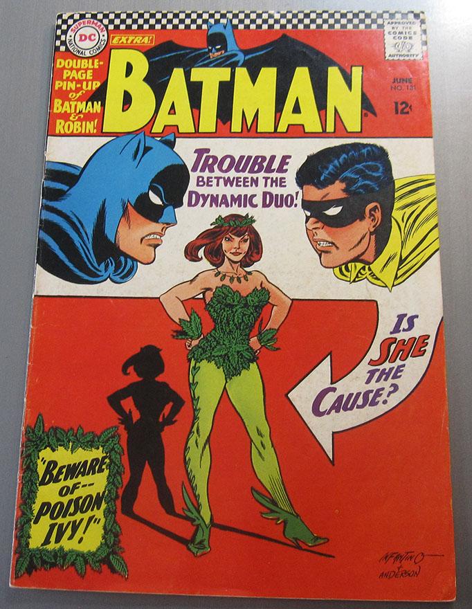 Read from Batman '66 to Batman 1966!