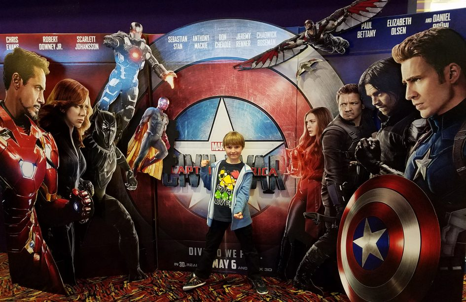 Spoiler-Free Captain America Civil War Review!
