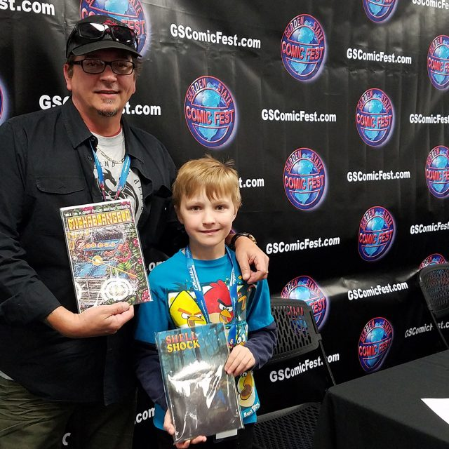 Talking Turtles with Kevin Eastman!