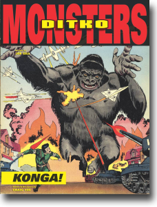 Konga by Craig Yoe