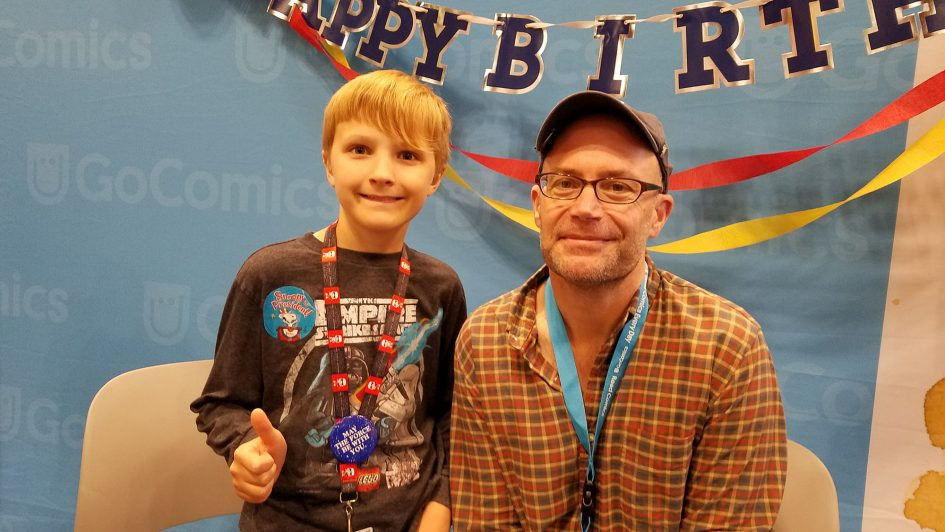Lincoln Peirce: Big Nate's 25th Anniversary Interview