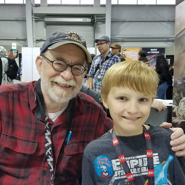 Walt Simonson: Go Where Your Imagination Takes You