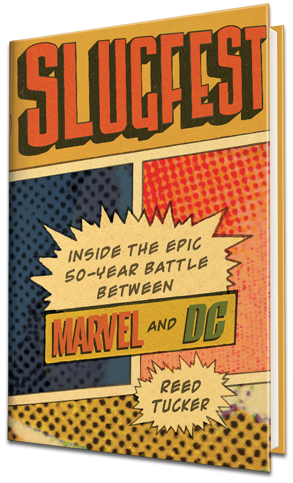 SLUGFEST: The Action-Packed Feud Between DC and Marvel!