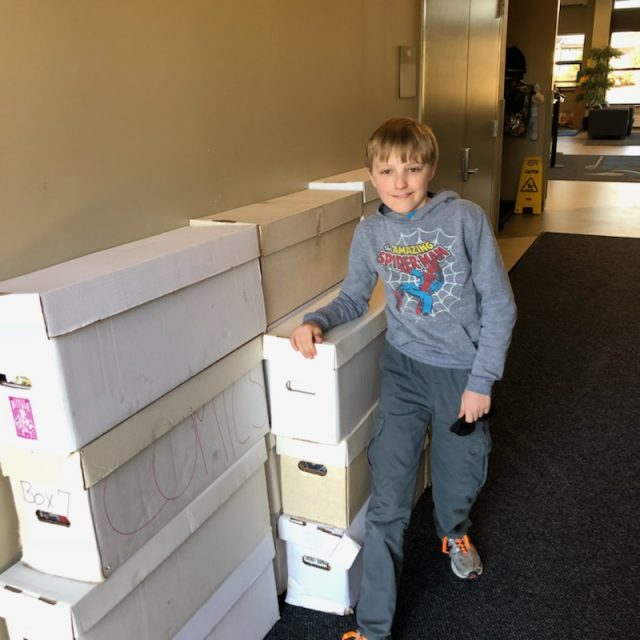 Mission Accomplished! Comic Donation #2 is Complete!