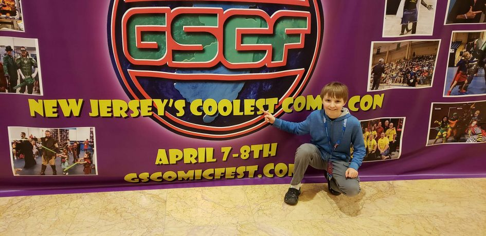 Garden State Comic Fest Atlantic City 2018 Review!