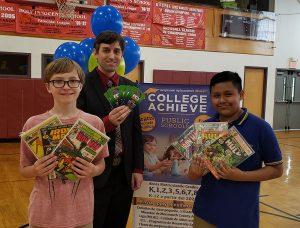 GSCF Giveaway Winners! – Carl's Comix
