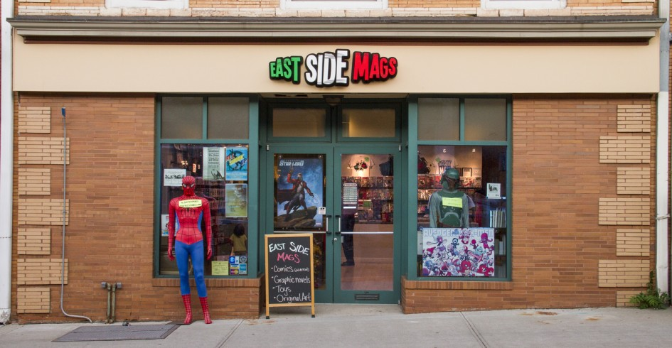 East Side Mags is 1 Year Old!