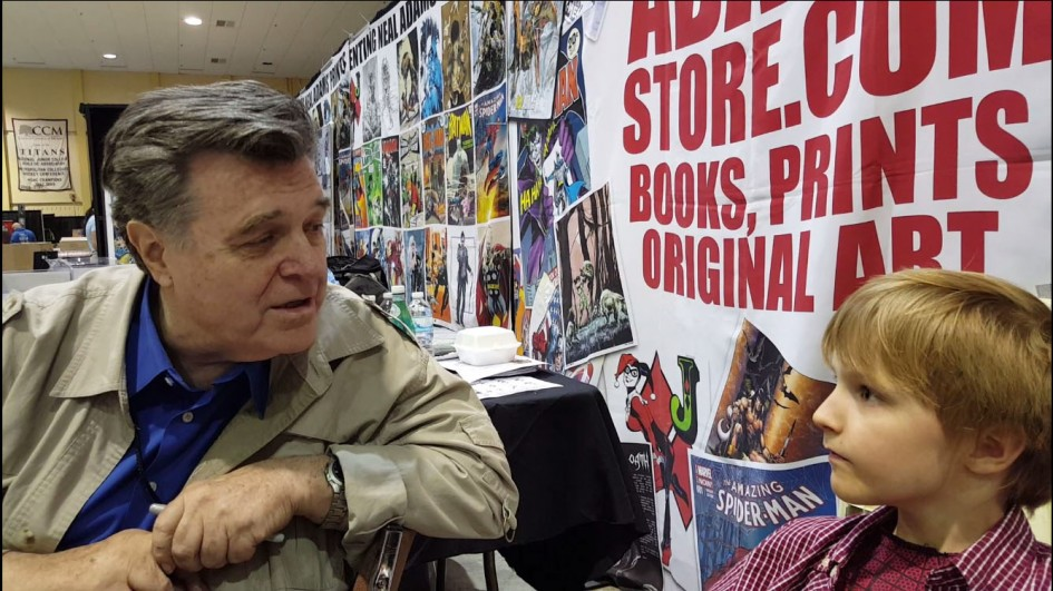 Neal Adams is Inspiring! | Neal Adams