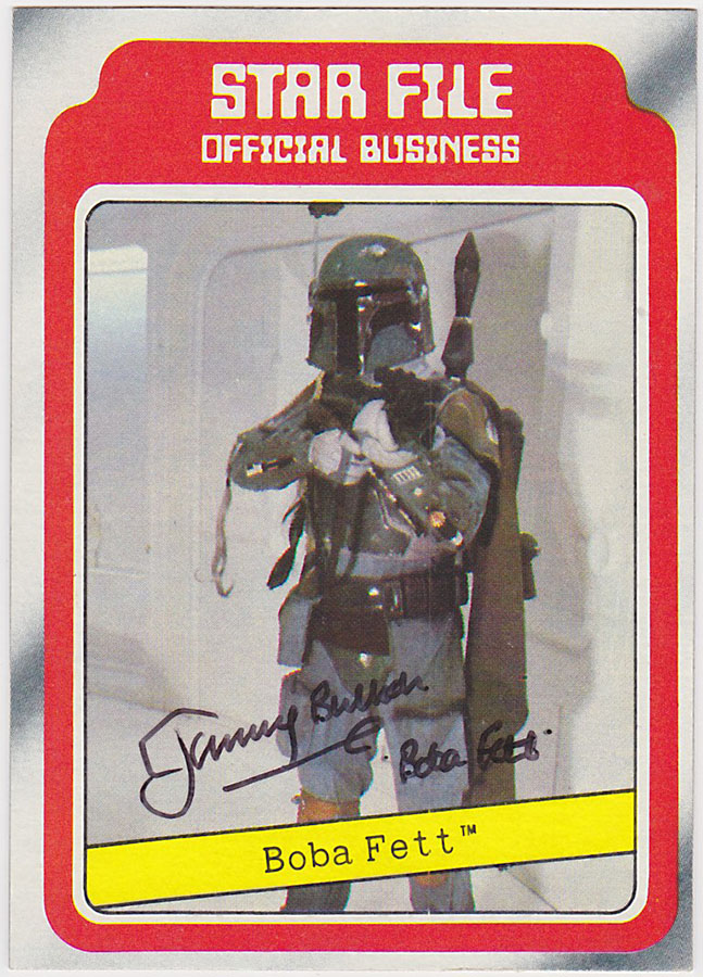 Boba Fett is a Nice Guy! My Conversation with Jeremy Bulloch