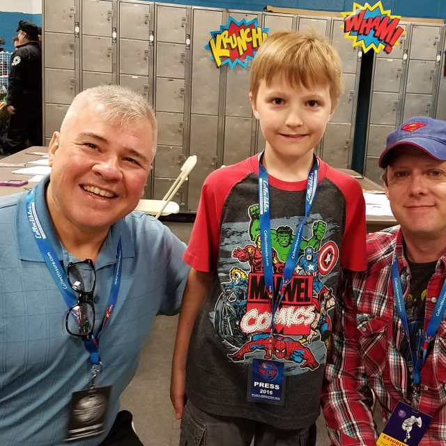 Creating Kids' Comics- Lessons from Paul Castiglia and Stephen Coughlin