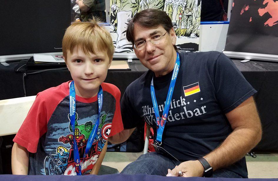 Getting Started in Comics with Adam Kubert