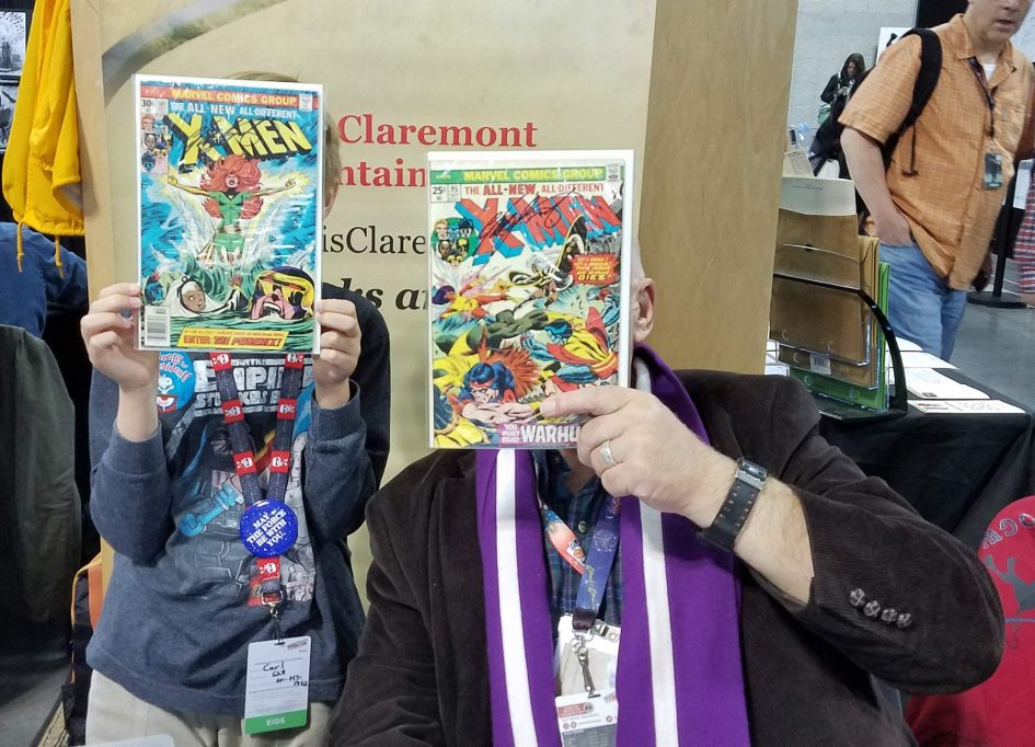 The Secret to Writing Good Comic Books by Chris Claremont