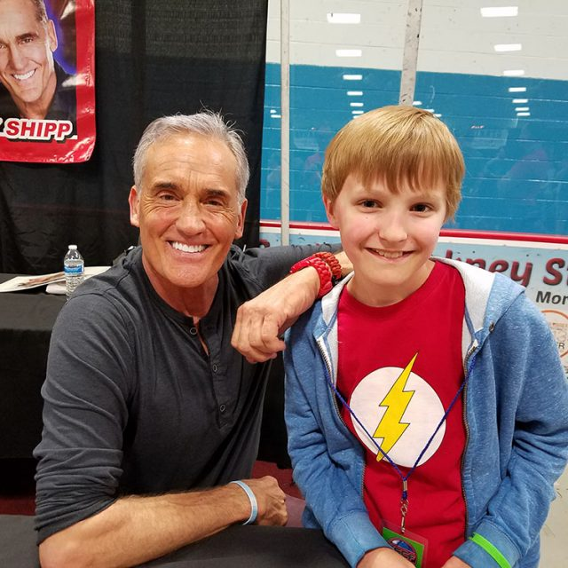From Barry Allen to Jay Garrick – A Quick Trip Down Memory Lane with John Wesley Shipp