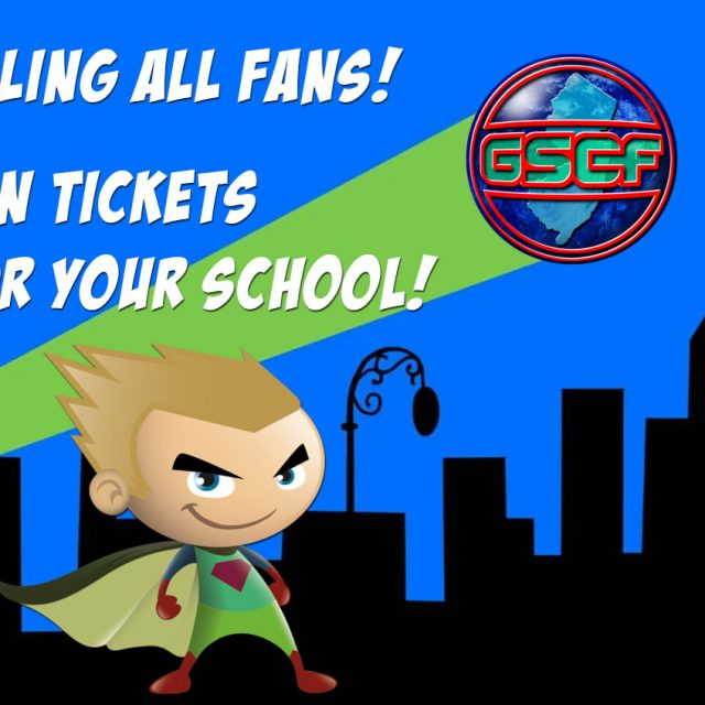 Garden State Comic Fest Tickets for School Contest!